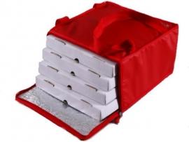 Bolso térmico para 4 cajas de 38x38 con cierre y velcro