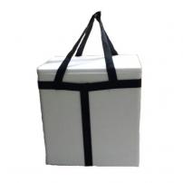 Caja de Telgopor con Manija de 35 X 26 X 35 cm
