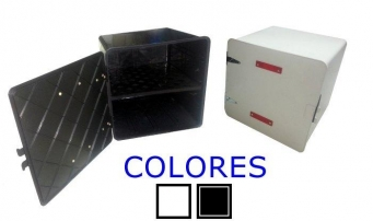 Caja plástica 38 x 38 cm
